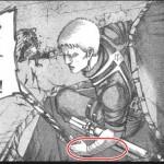 進撃の巨人ライナーが巨人化!包帯から戦士と兵士の真相!