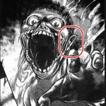 【進撃の巨人】ネタバレ考察!巨人の耳の形を徹底検証!ライベルアニは正統継承者だった?