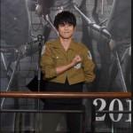 【進撃の巨人】梶裕貴さんが劇場「1日支配人」に!3期抱負も!