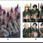 【進撃の巨人】劇場グッズを紹介!4D版も2月17日より公開決定!