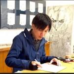 【進撃の巨人】諫山先生日田サイン会まとめ!エレンの身長とエルヴィンの亡骸が?