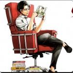 【進撃の巨人】AnimeJapan 2018は3月24日25日に開催!リヴァイ兵長の椅子も登場!