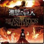 【進撃の巨人】原画展「THE ANIMATION GALLERY」が8/11(土)開催決定!特別内覧会も!