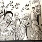 【進撃の巨人】ネタバレ104話考察!パンツァー隊の生き残りを検証!ダッキ君の役割とは?
