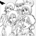 【進撃の巨人】ひとコマ大喜利ブックが8月9日(木)発売決定!ショートストーリーも!