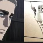 【進撃の巨人】ネタバレ考察!アニメは鏡の世界?原作との関係を検証!