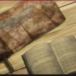 【進撃の巨人】ネタバレアニメ考察!57話フクロウの資料の刺繍とは?ヒィズル国と関係か?