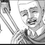 【進撃の巨人】ネタバレ126話考察!歯磨きハンジとピークの会話から巨人化できないのか検証!
