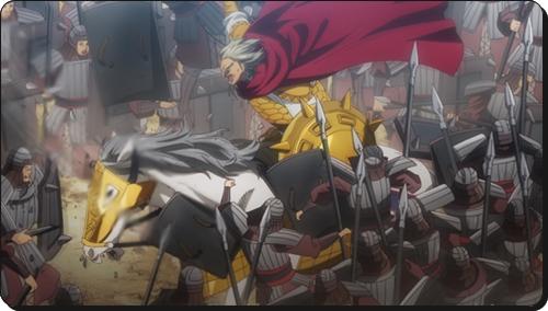 キングダムアニメ3期3話「函谷関攻防戦」あらすじ感想解説!昌平君と蒙武の伏線をチェック